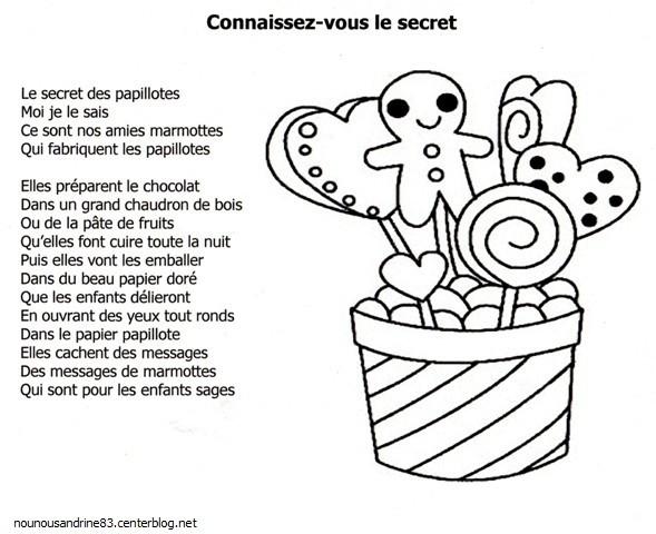 Monde Secret Du Pere Noel Paroles : chanson de noel a ecrire ~ Pogadajmy.info Styles, Décorations et Voitures