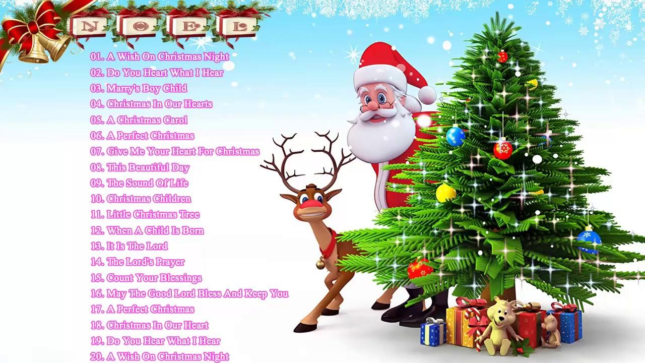 chanson de noel christmas tree