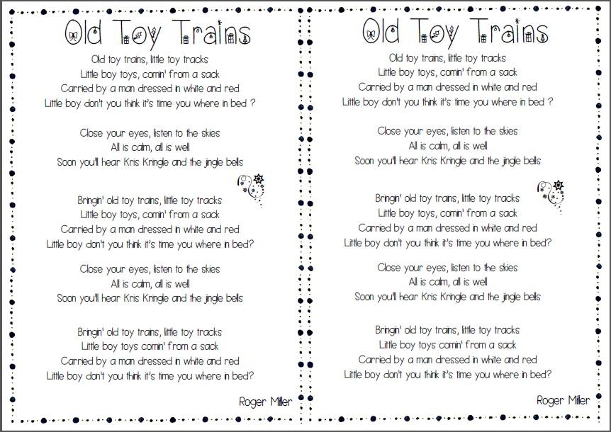 chanson de noel cycle 3