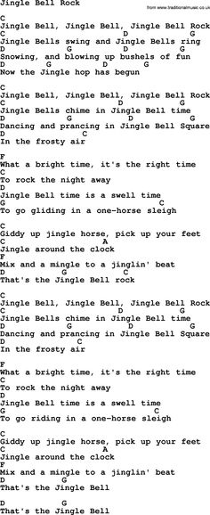 chanson de noel jingle bells rock