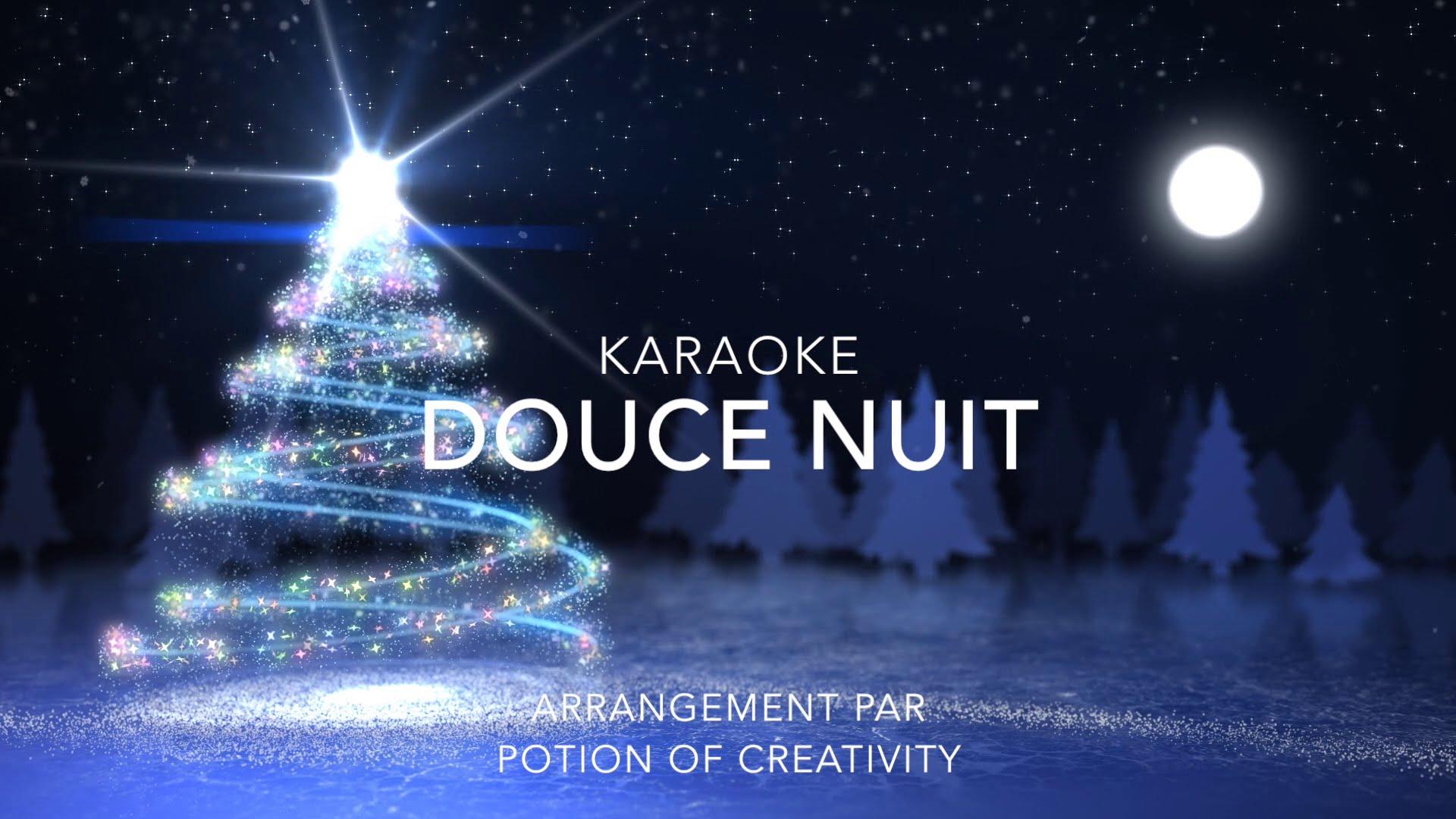 chanson de noel karaoke
