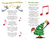 chanson de noel traditionnel