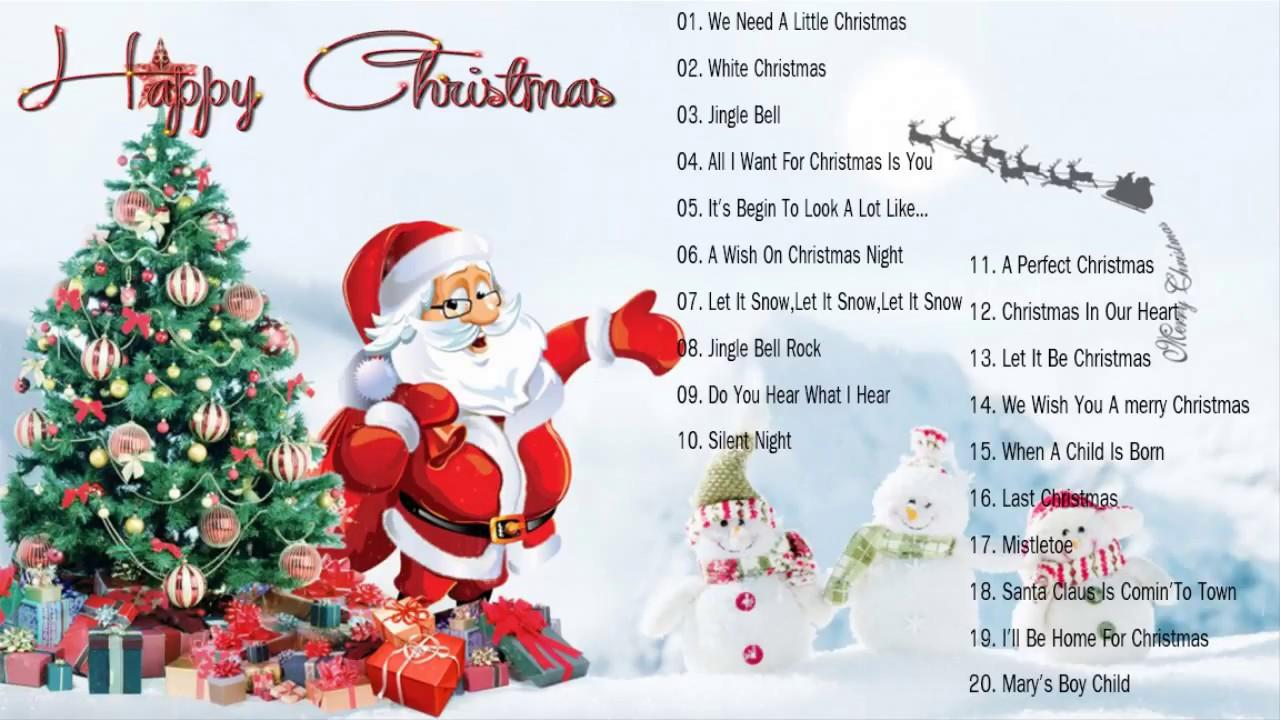 chanson de noel white christmas