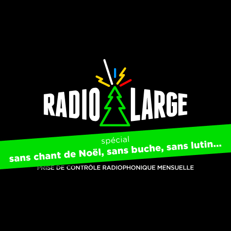 chant de noel a la radio