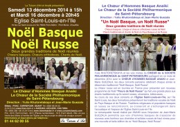 chant de noel basque