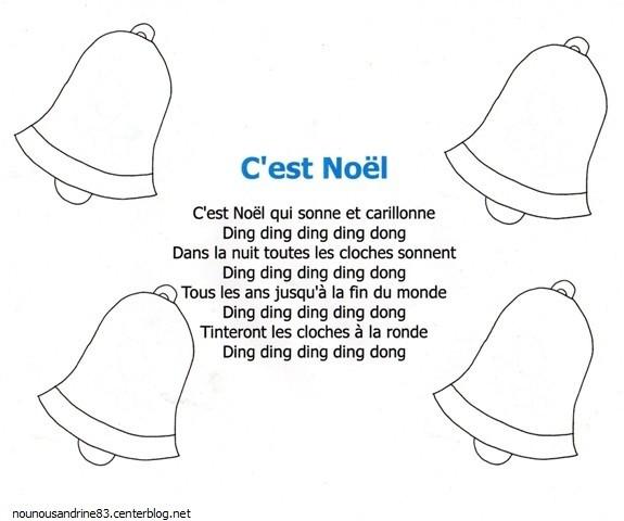 chant de noel c'est noel