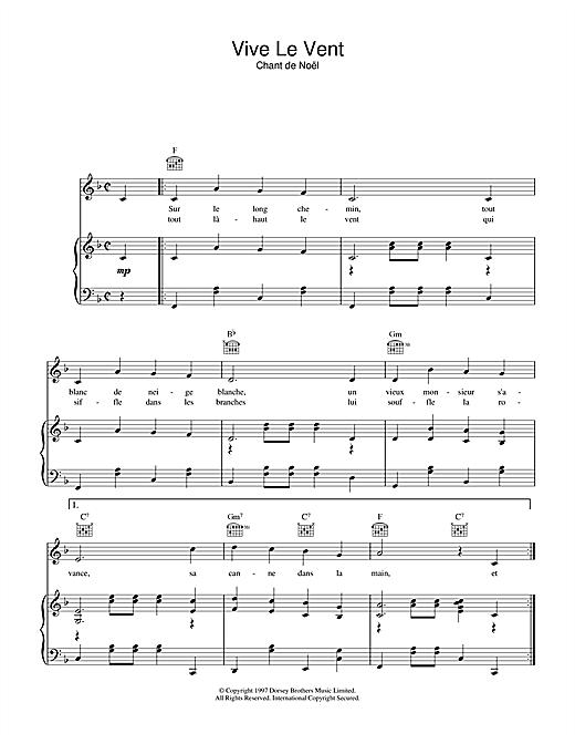chant de noel guitare facile