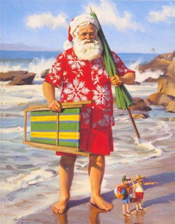chant de noel hawaien