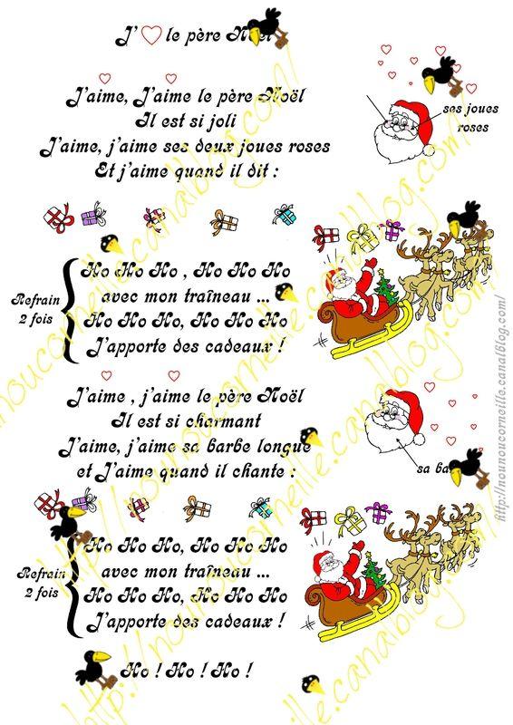 Chant De Noel Humour