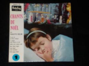 musique de noel 1960