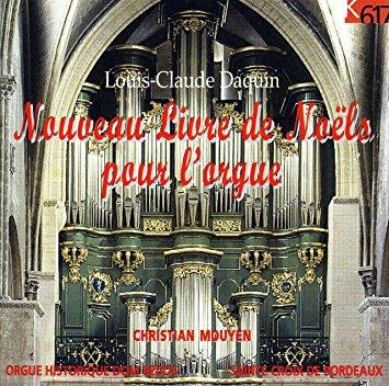 musique de noel a l'orgue