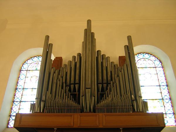 musique de noel d'orgue