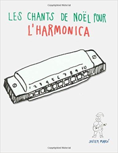 musique de noel harmonica