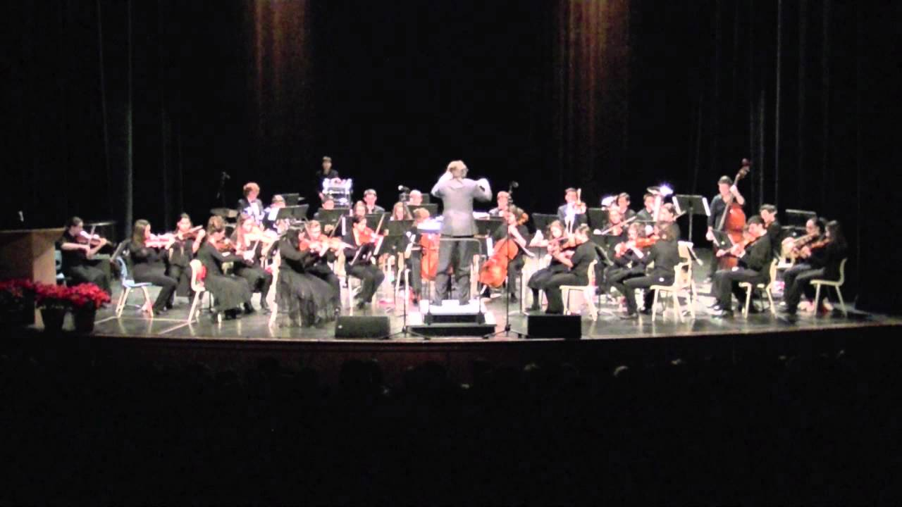 musique de noel orchestre
