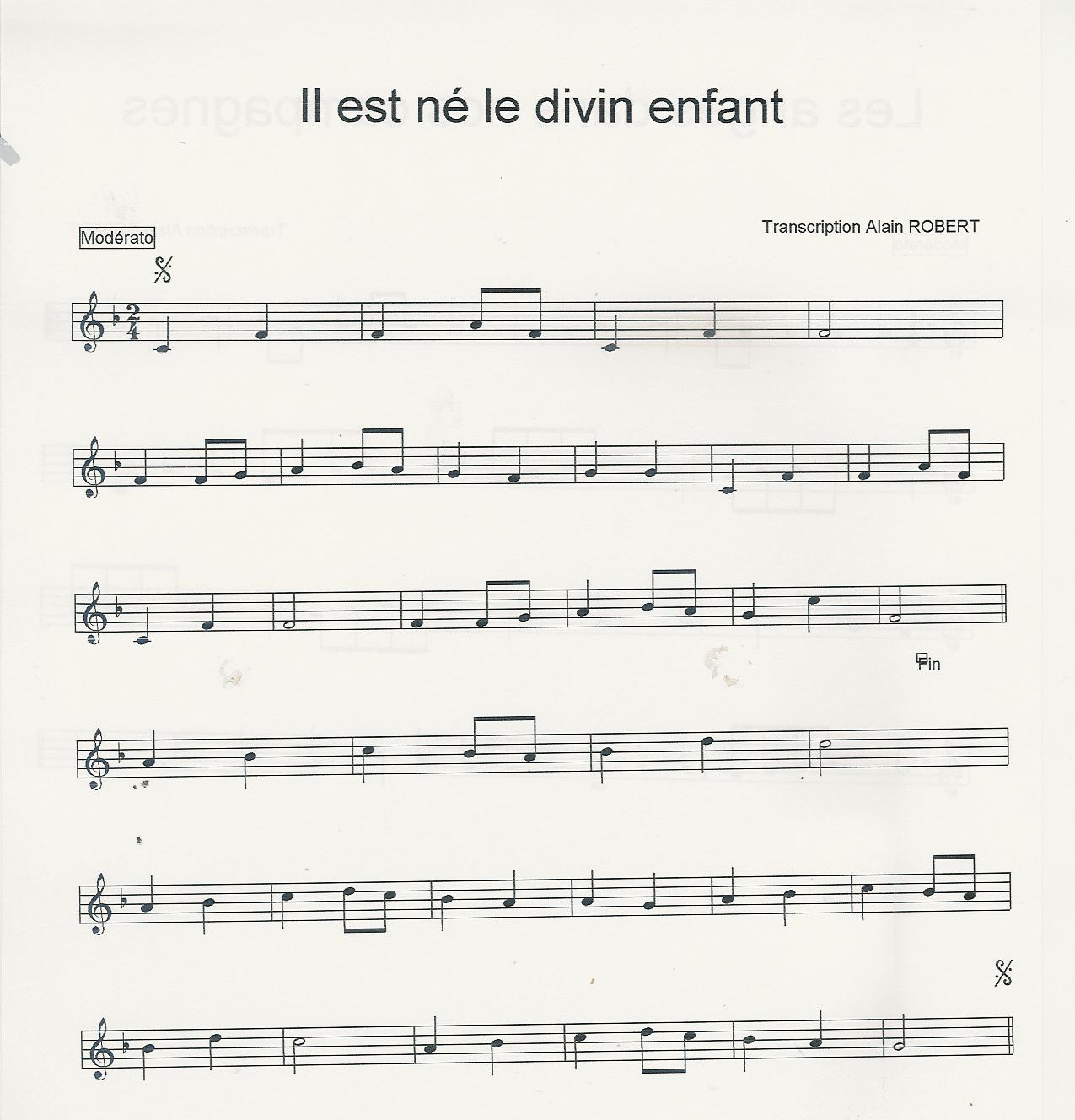 musique de noel pour les petit