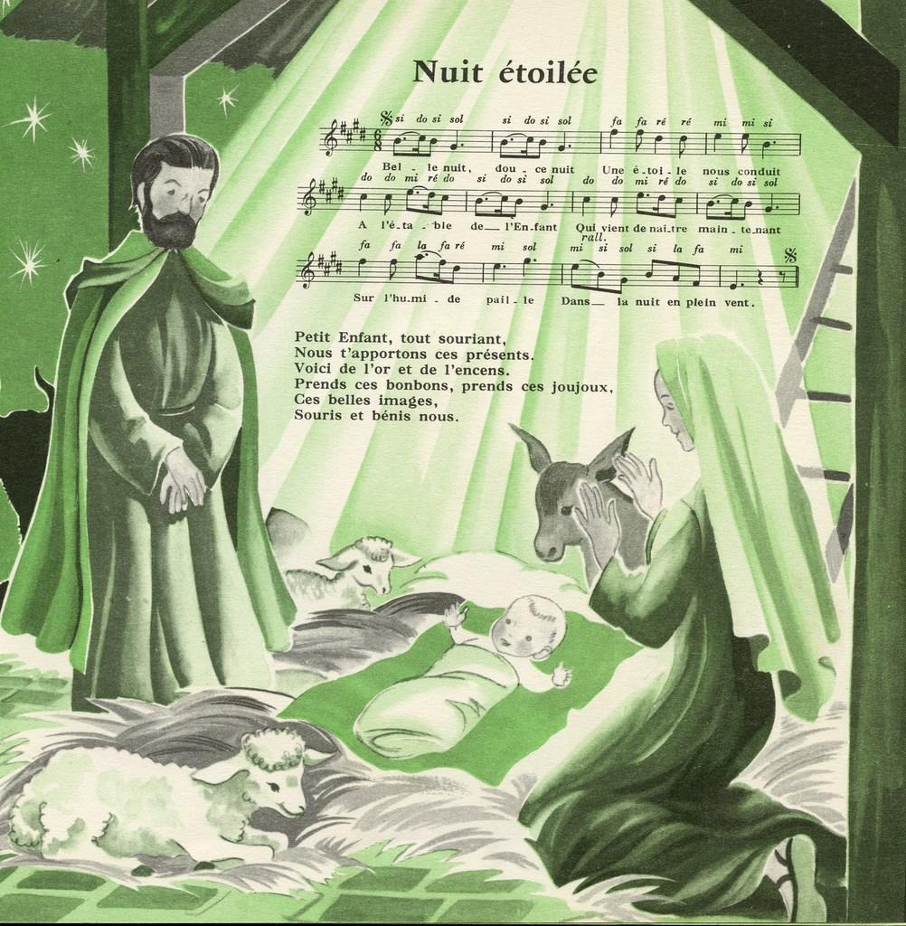 musique de noel religieuse