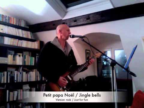 musique de noel version rock